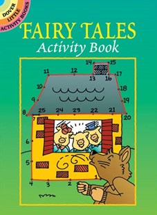 Fairy Tales Activity Book by BECKY RADTKE (9780486438542) - PaperBack - Children's Fiction
