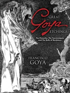 Great Goya Etchings by FRANCISCO GOYA, Philip Hofer (9780486447582) - PaperBack - Art & Architecture Art History