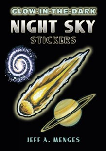 Glow-in-the-Dark Night Sky Stickers by JEFF A MENGES (9780486449159) - PaperBack - Non-Fiction Art & Activity