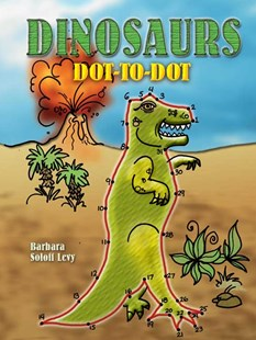 Dinosaurs Dot-to-Dot by BARBARA SOLOFF LEVY (9780486453200) - PaperBack - Non-Fiction