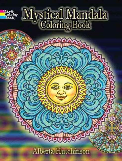 Mystical Mandala Coloring Book