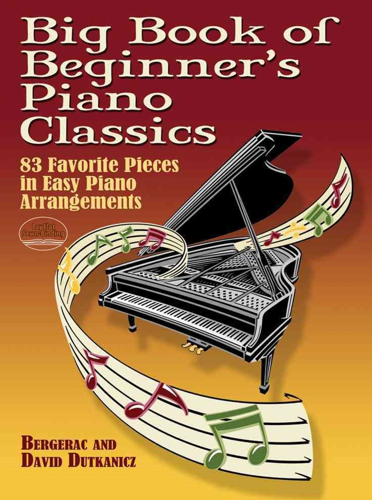 Big Book of Beginner's Piano Classics