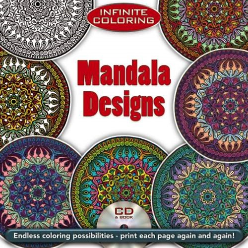 Mandala Designs CD and Book