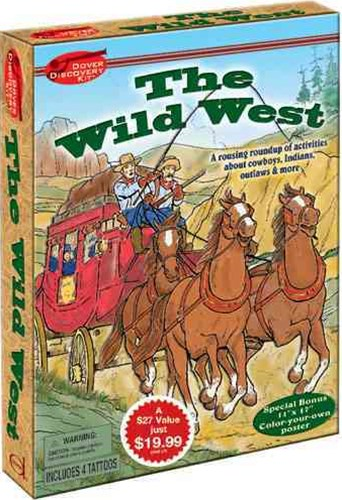 Wild West Discovery Kit
