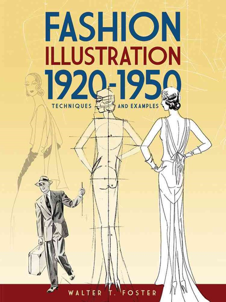 Fashion Illustration 1920-1950