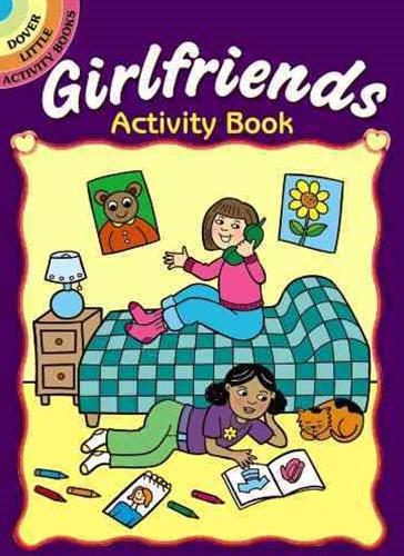Girlfriends Activity Book
