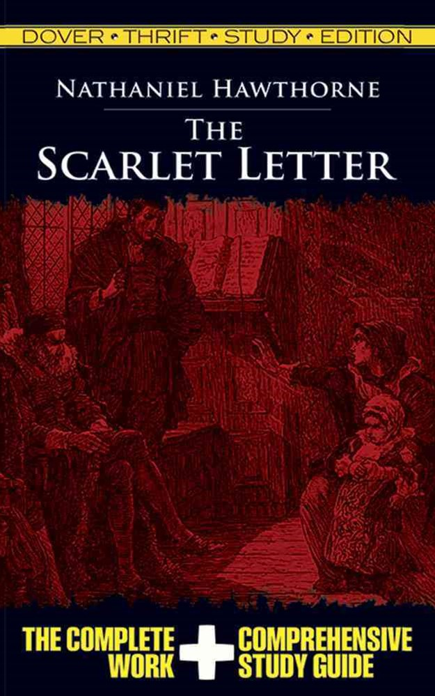 Scarlet Letter Thrift Study Edition