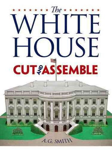 White House Cut and Assemble