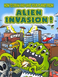 How to Draw and Save Your Planet from Alien Invasion!