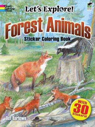 Let's Explore! Forest Animals