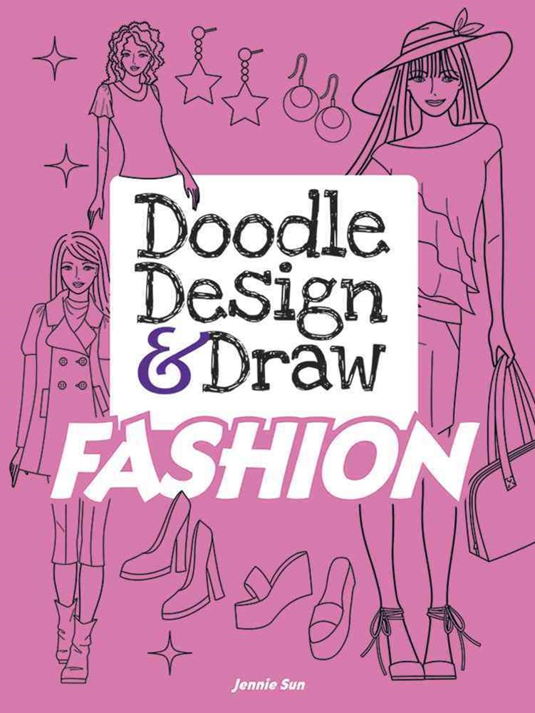 Doodle Design and Draw FASHION