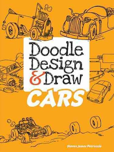 Doodle Design and Draw CARS