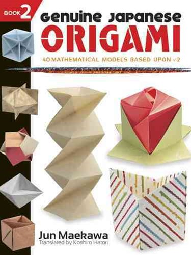 Genuine Japanese Origami, Book 2