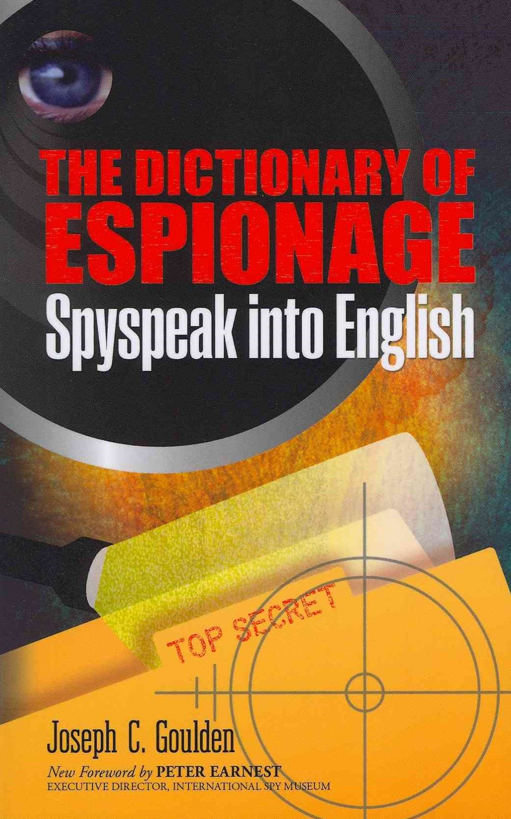 Dictionary of Espionage