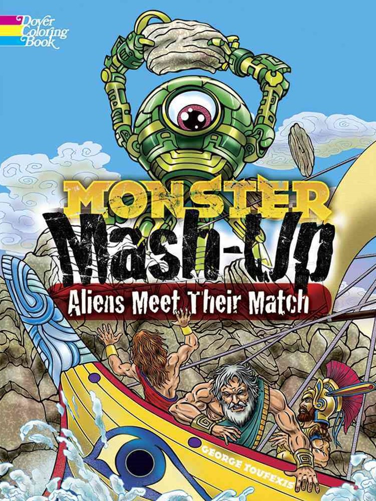 MONSTER MASH-UP--Aliens Meet Their Match
