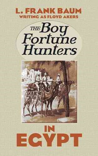 Boy Fortune Hunters in Egypt