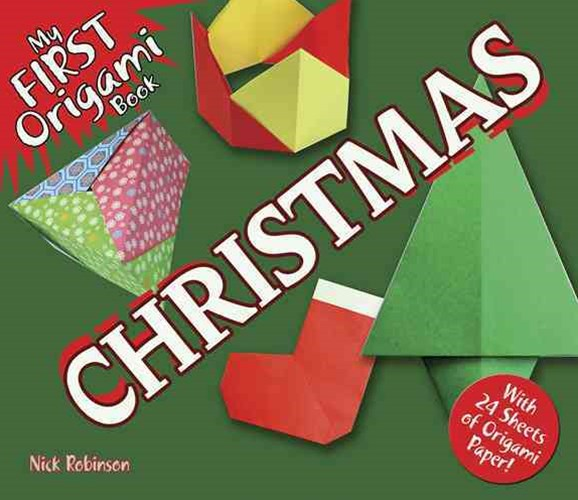 My First Origami Book -- Christmas