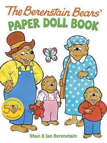 Berenstain Bears' Paper Doll Book