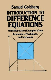 Introduction to Difference Equations by SAMUEL GOLDBERG (9780486650845) - PaperBack - Science & Technology Mathematics