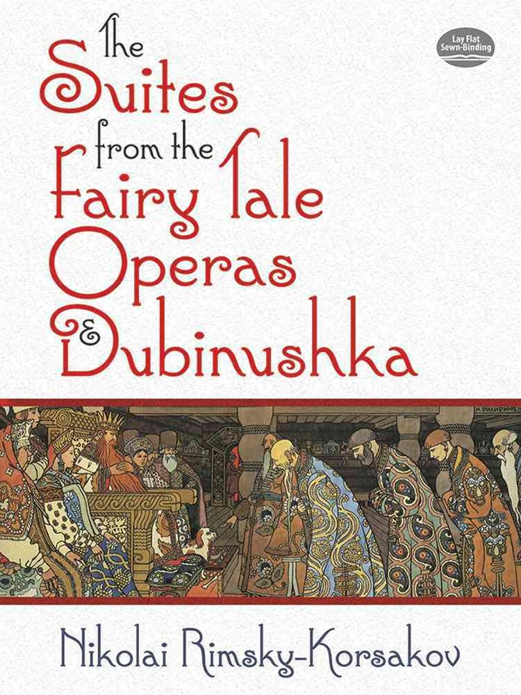 Suites from the Fairy Tale Operas and Dubinushka