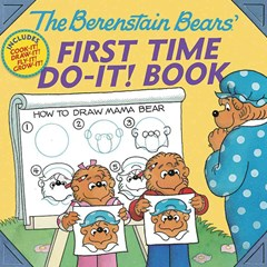 Berenstain Bears First Time Do-It! Book