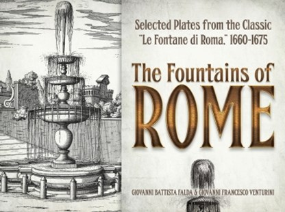 (ebook) The Fountains of Rome - Art & Architecture Architecture