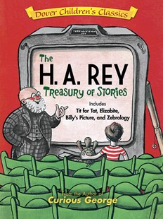 H. A. Rey Treasury of Stories by H. A. REY, Margret Rey (9780486784687) - PaperBack - Non-Fiction Animals