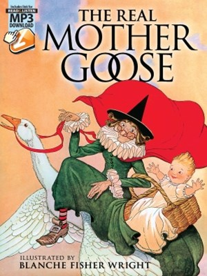 (ebook) The Real Mother Goose