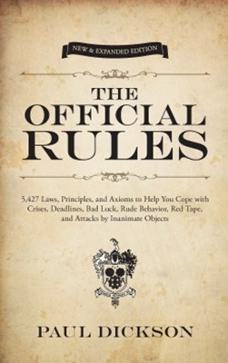 (ebook) The Official Rules