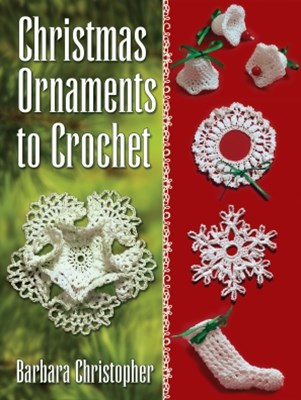 (ebook) Christmas Ornaments to Crochet
