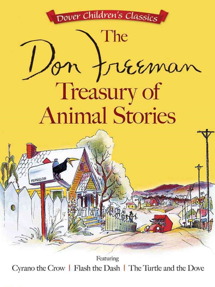 Don Freeman Treasury of Animal Stories