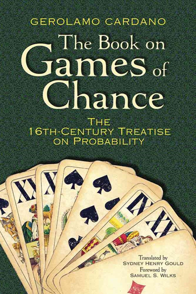 Book on Games of Chance