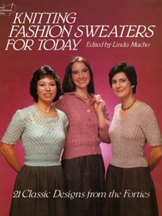 (ebook) Knitting Fashion Sweaters for Today - Craft & Hobbies Needlework