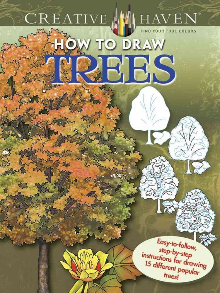 Creative Haven How to Draw Trees