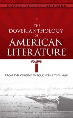 (ebook) The Dover Anthology of American Literature, Volume I