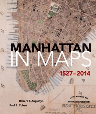 (ebook) Manhattan in Maps 1527-2014