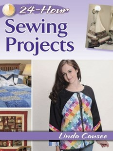 24-Hour Sewing Projects by LINDA CAUSEE (9780486800349) - PaperBack - Art & Architecture Fashion & Make-Up
