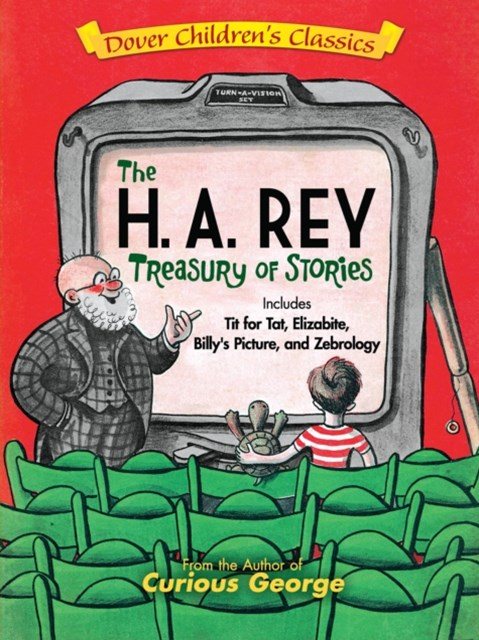 (ebook) H. A. Rey Treasury of Stories