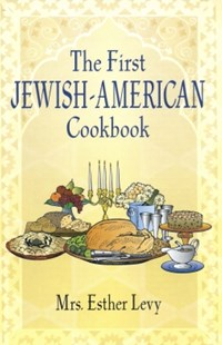 (ebook) The First Jewish-American Cookbook - Cooking