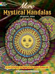 More Mystical Mandalas Coloring Book by ALBERTA HUTCHINSON (9780486804644) - PaperBack - Non-Fiction Art & Activity