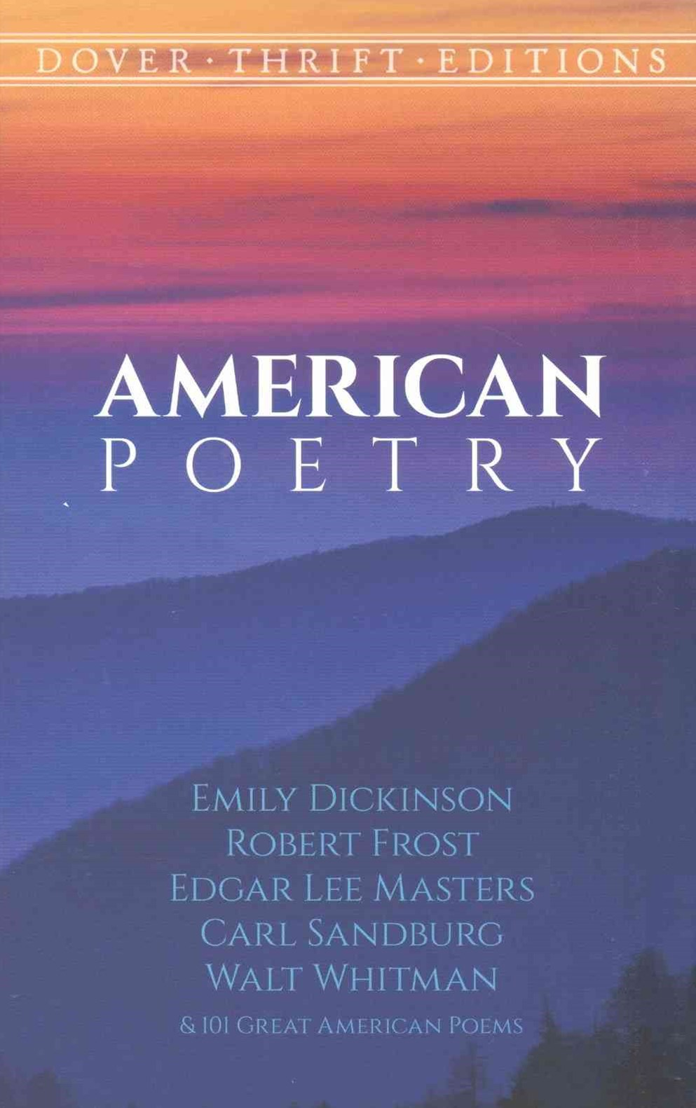 American Poetry Boxed Set