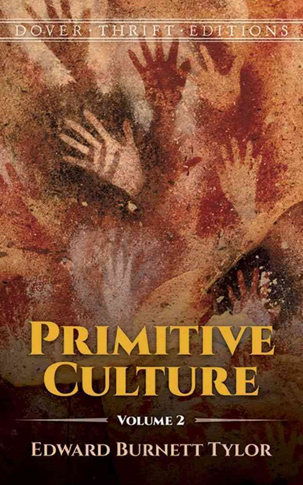 Primitive Culture, Volume II