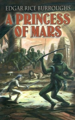 (ebook) A Princess of Mars