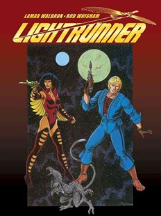 Lightrunner by LAMAR WALDRON, Rod Whigham, Chris Claremont (9780486808413) - PaperBack - Graphic Novels Comics