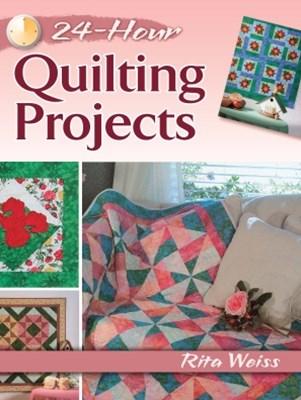 (ebook) 24-Hour Quilting Projects