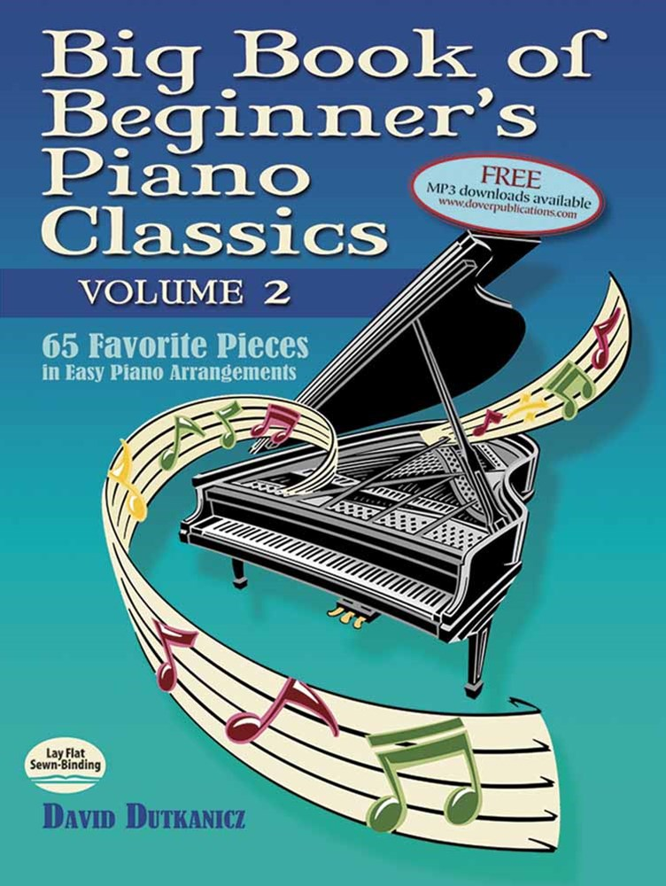 Big Book of Beginner Piano Classics Volume Two