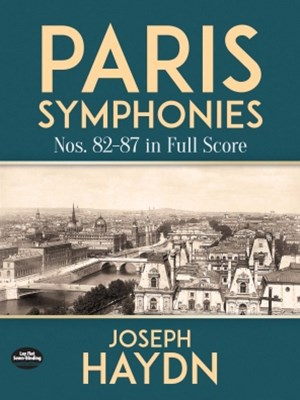 (ebook) Paris Symphonies Nos. 82-87 in Full Score