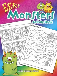 EEK! Monsters Activity Book