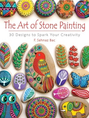 (ebook) The Art of Stone Painting