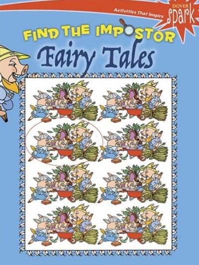 SPARK Fairy Tales Find the Imposter